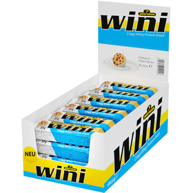 Peeroton Wini Crispy Whey Protein Snack Bar Box 18 x 50g, Cookies-Cream